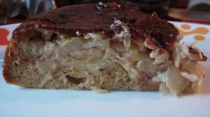 Заливной пирог с капустой в мультиварке скороварке