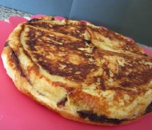 Сладкий хлебный пирог
