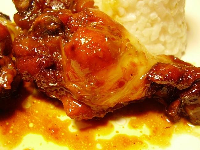 рецепт крылышки в меду с соевым соусом в мультиварке