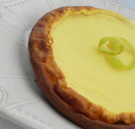 Сладкая запеканка с плавленым сыром