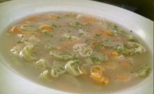 суп в мультиварке скороварке