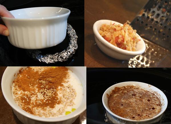 Быстрые пирожки с яблоками - кулинарный рецепт