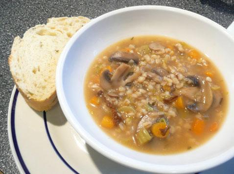 как приготовить суп из соевых бобов в скороварке скарлет