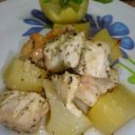 pollo-limon